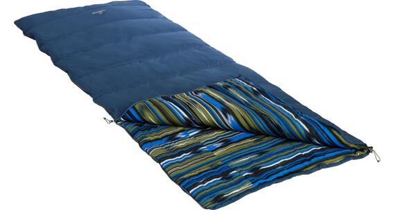 Nomad Bronco Sleeping Bag Dark Denim/Stripe